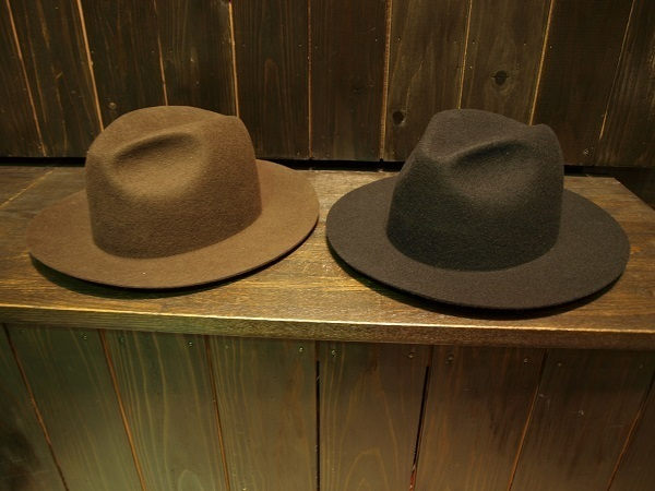 CLUCT WOOL HAT ハット.JPG