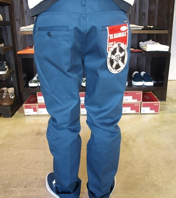RADIALL CVS SLIM WORK PANTS 2016 (1).JPG